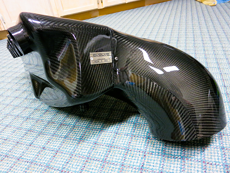 S54: Evolve Carbon Airbox and Alpha N tuning for the E46 M3